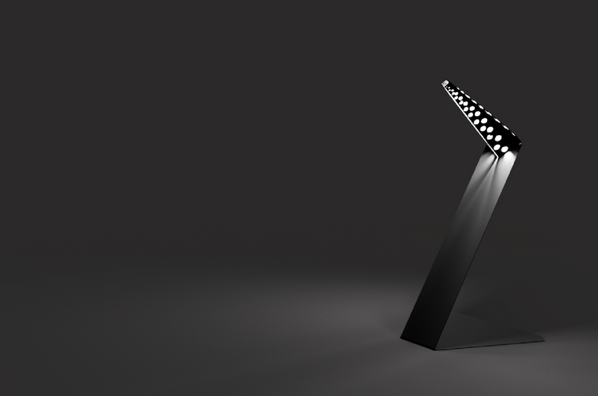 Sheet Metal Lamp