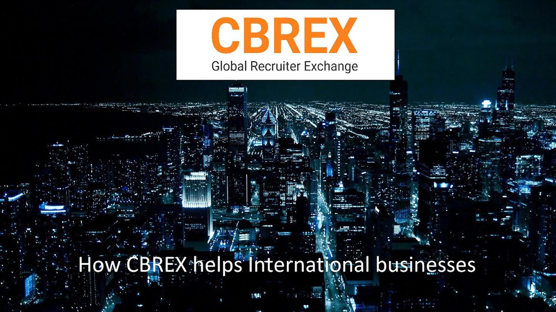 CBREX - Explainer Video