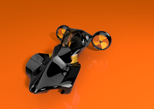 KTM Concept Boat