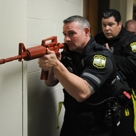 False Benefit of LEO Active Shooter Training