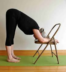 Chairs offer incredible support for tight lower backs and shoulders