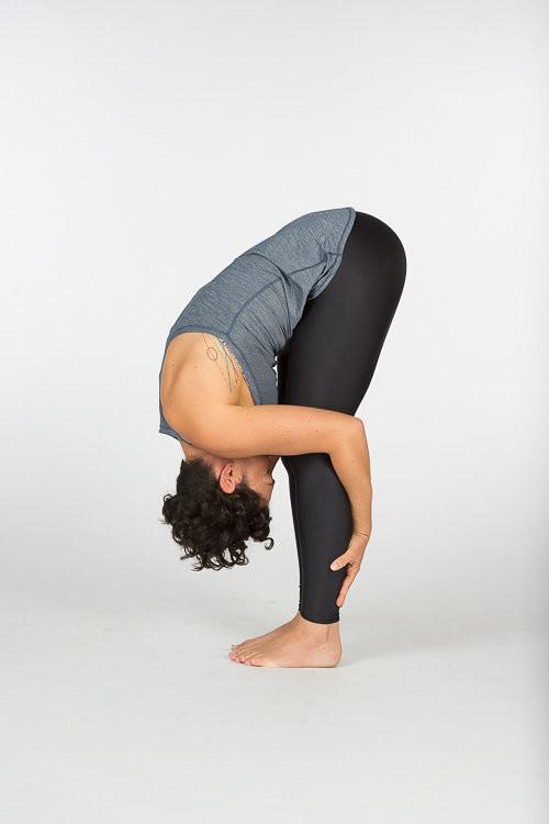 Uttanasana (Forward Bending Pose)