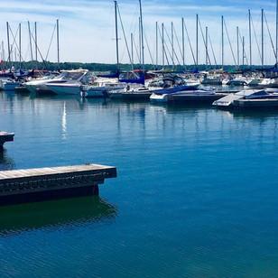 The Port Elgin Marina
