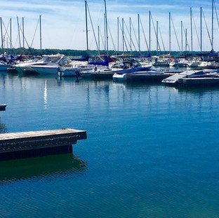 The Port Elgin Marina