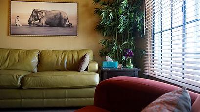 Julia Lyubchenko office interior in Westwood