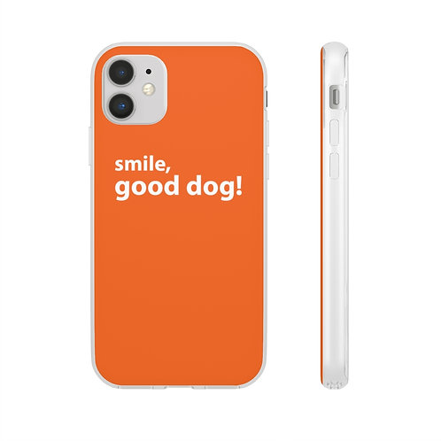 Good Dog iPhone Flexi Case