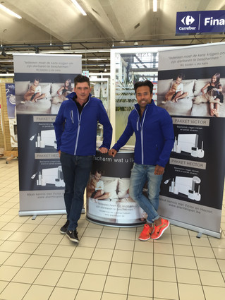 Carrefour project is gestart
