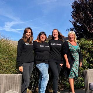 De 4 sterke vrouwen van AJG