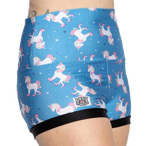 Unicorn on Skates Shorts
