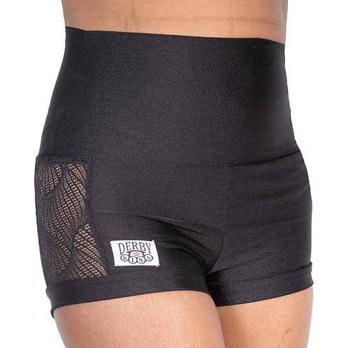 Twisted Lace Shorts