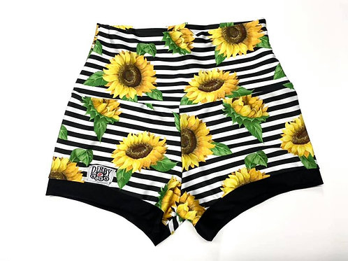 Sunflower Striped Shorts