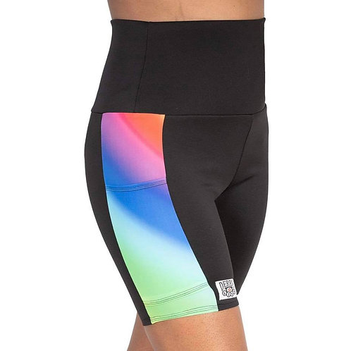 Rainbow Biker Side Panels with POCKETS
