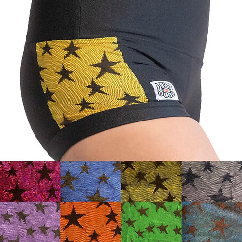 Side Action Star Shorts