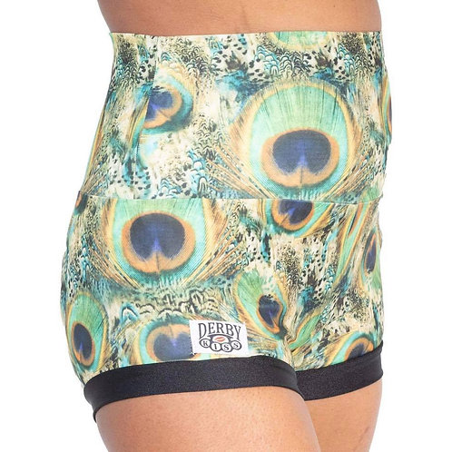 New Peacock Shorts