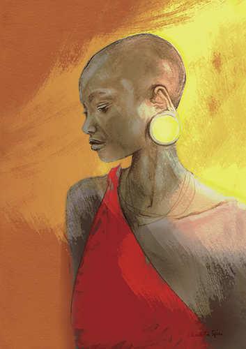 Couleurs d'afrique #1