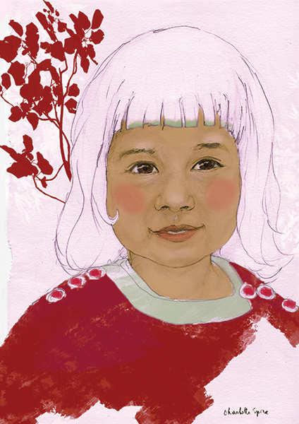 Anh Dao - Fleur de cerisier