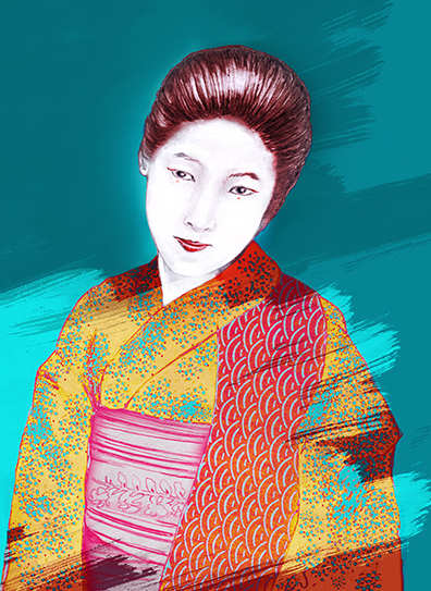 Japan in color