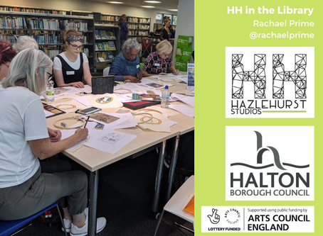 HH in the Library - Exhibition Presentation