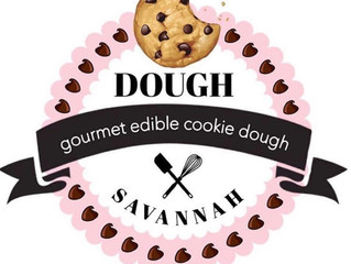 Dough Savannah, Savannah's First Edible Cookie Dough Shop is NOW OPEN!