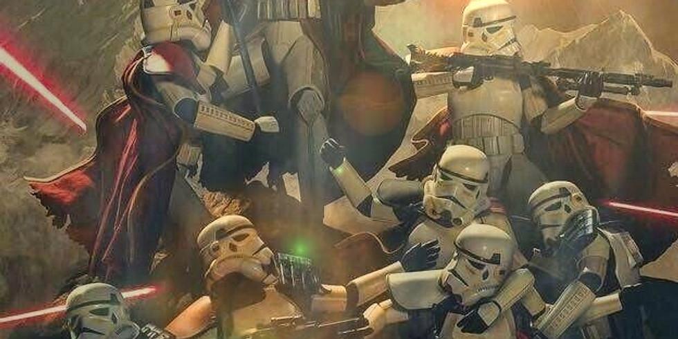 Star wars contre attaque