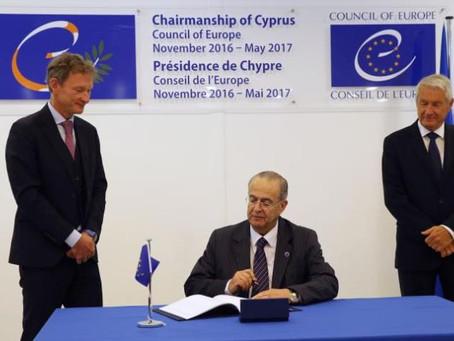 Η Σύμβαση της Λευκωσίας ως ασπίδα της πολιτιστικής κληρονομιάς της ανθρωπότητας