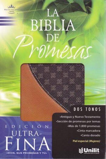 Biblia de Promesas Ultrafina