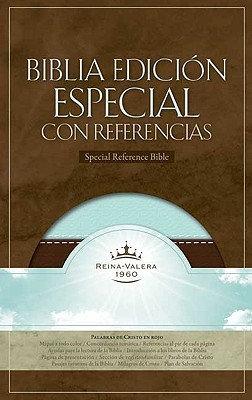 Biblia de Referencias Café- Verde