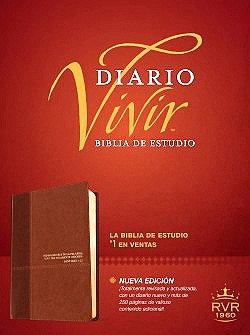 Biblia de Estudio Diario Vivir Letra Grande Imitación Piel Duot