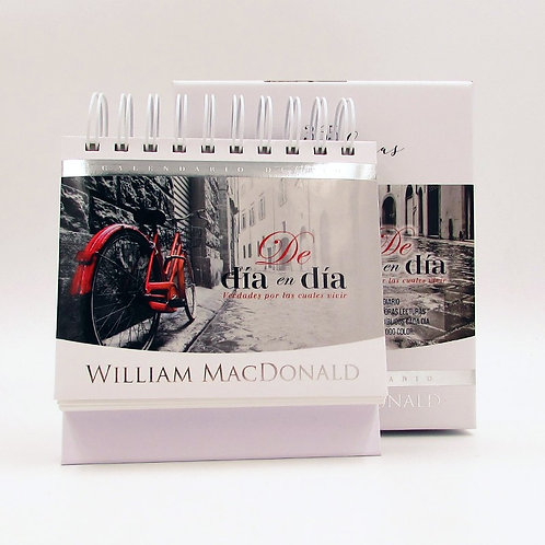 365 Lecturas Inspiradoras de William McDonald