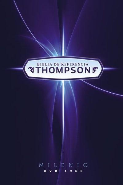 Biblia de Referencia Thompson Milenio Tapa dura