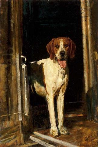 oil painting by Juli Kirk