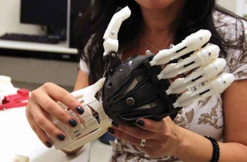 Tecnologia 3D abre portas até para a criação de réplicas de órgãos