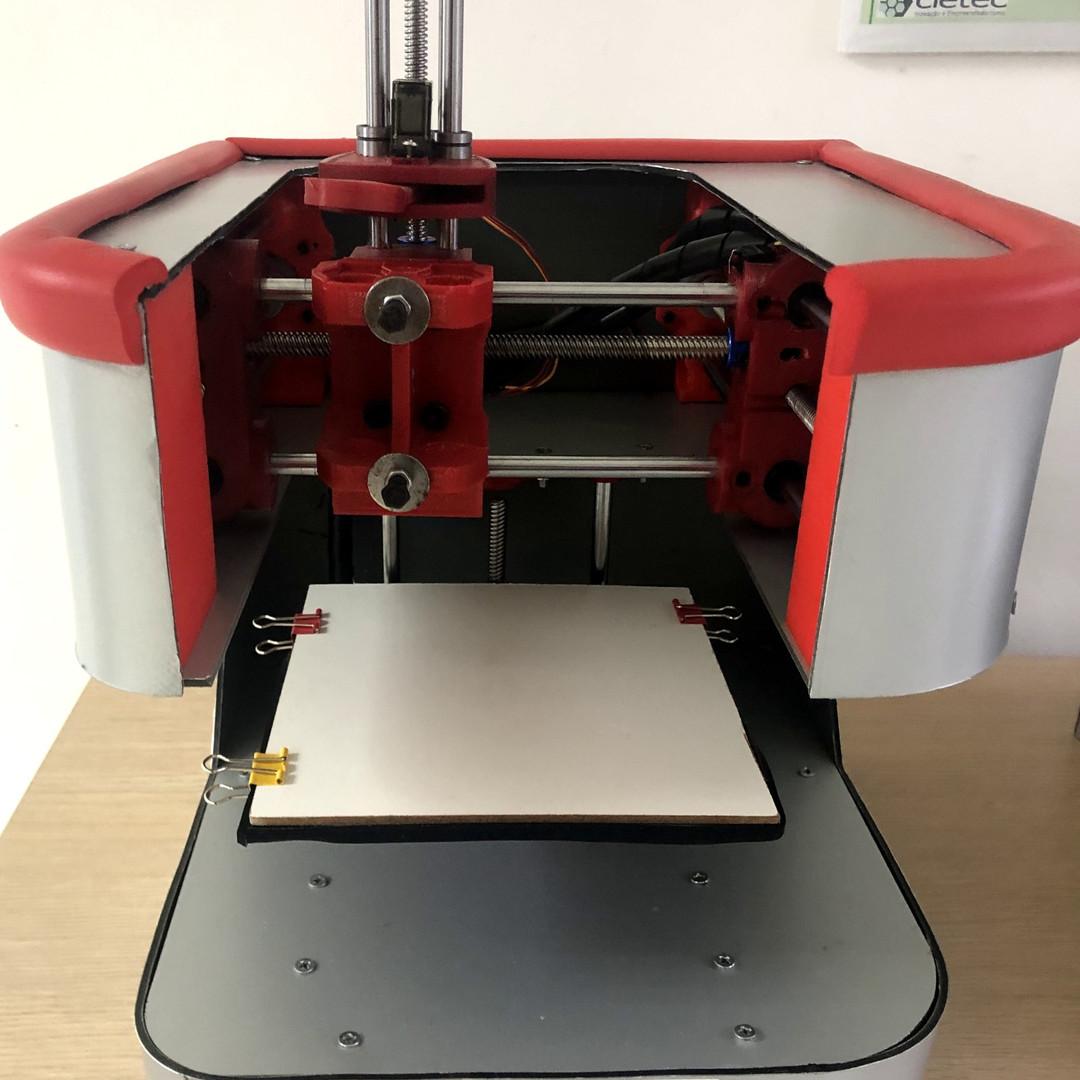 Bioimpressora básica BioEdprinter