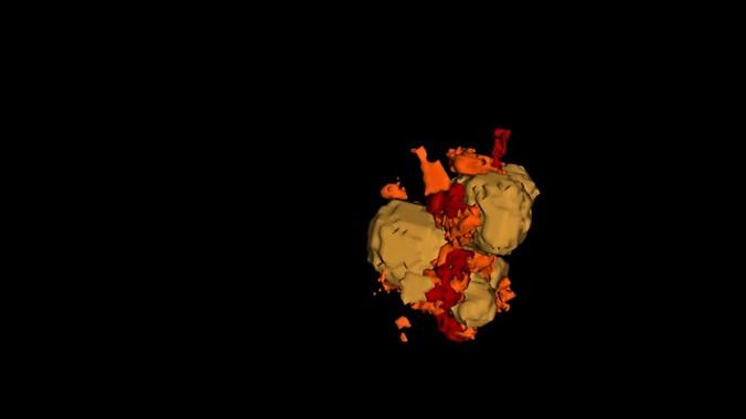 Simulação biológica - Crescimento de um Tumor (CompuCell3D)
