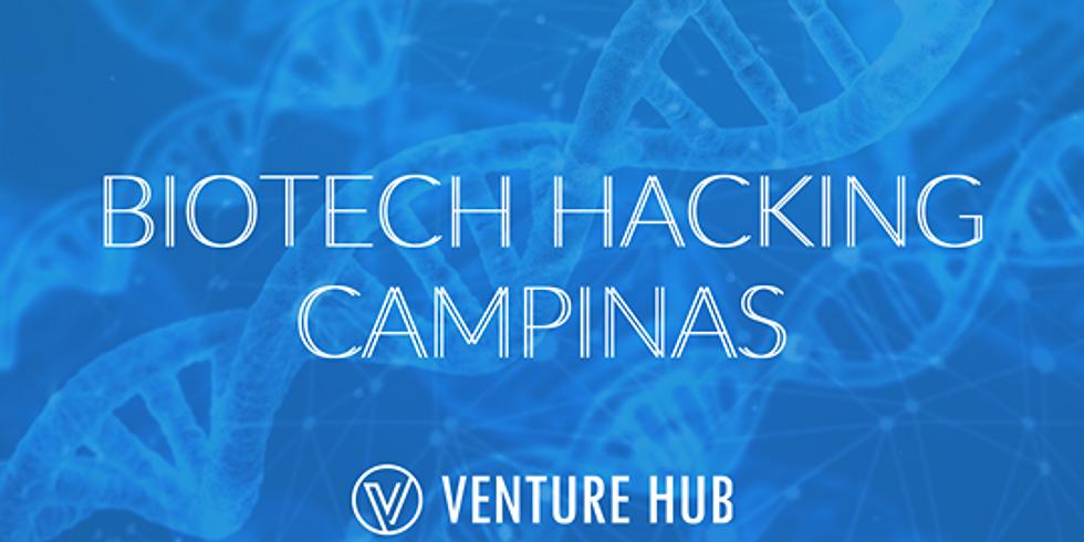 Meetup Biotech Hacking Campinas