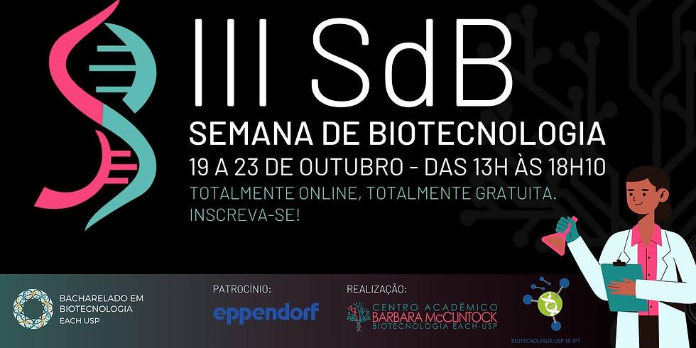 Semana da Biotecnologia USP 2020