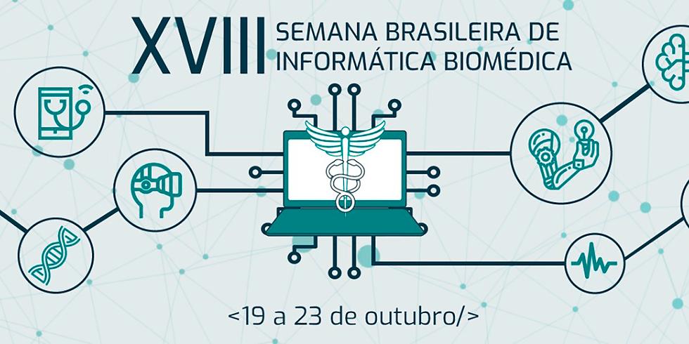 Bioimpressão na Semana Brasileira de Informática Biomédica