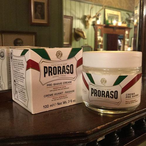 Pre-Shave Cream for sensitive skin - 100ml