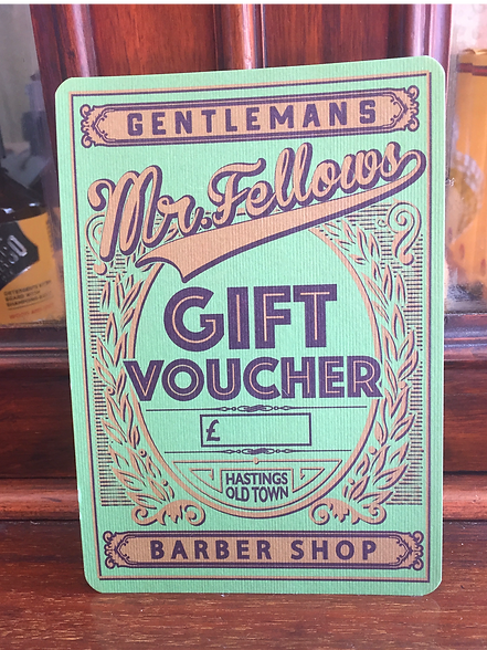 Mr Fellows Barber Shop