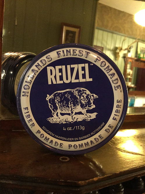 Reuzel Fibre Pomade - Pliable Hold - 113g