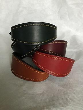 Leather Hound collars