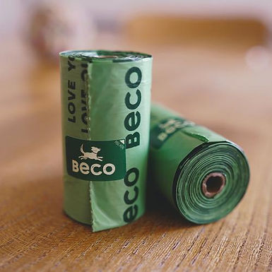 Degradable poo bags (roll)