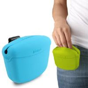 Treat pouch- non spill!