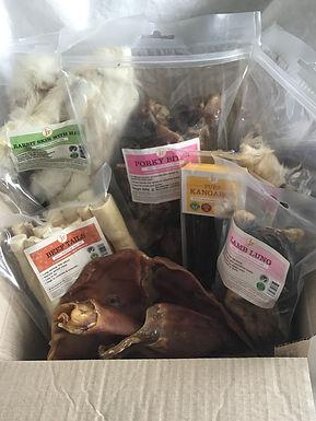 Chewers treat box & FREE treat pouch