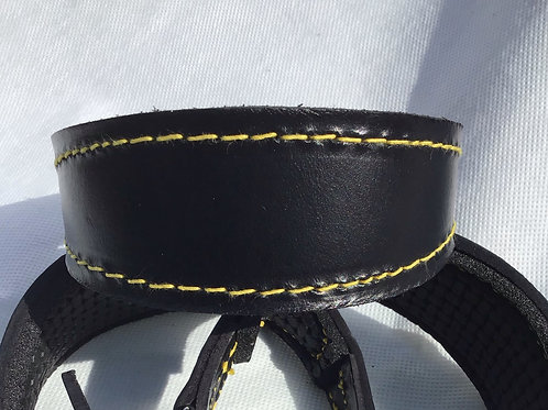 Whippet leather collar *Sale*