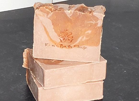 Orange Cream Vanilla Soap