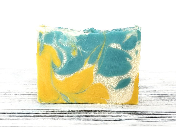 Iced Pineapple Soap