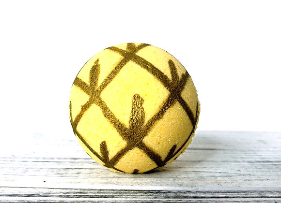 Iced Pineapple Bath Bomb