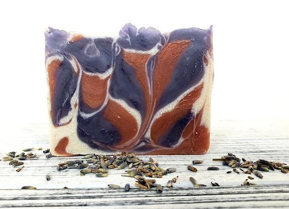 Pure Lavender & Vanilla Soap