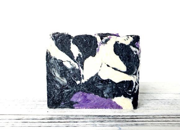 Black Sea Salt & Orchids Soap